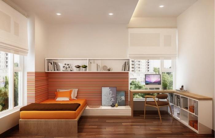 Chủ nhà cho thuê Officetel Centana, Mai chí thọ, thích hợp ở hoặc mở VP