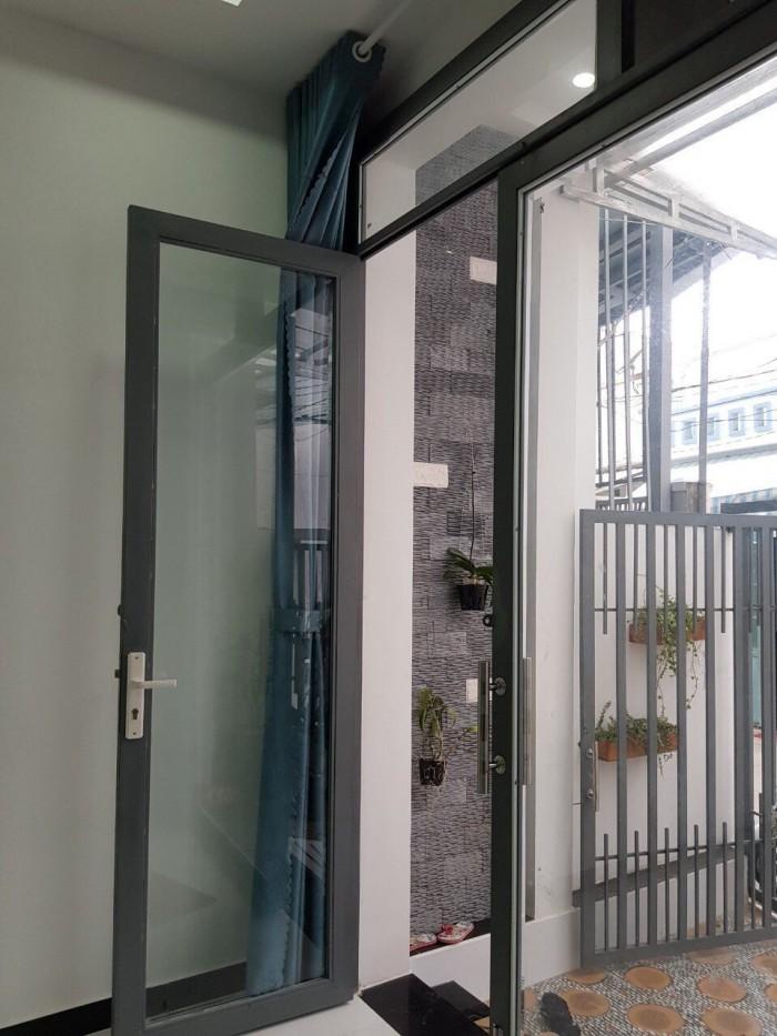 Bán nhà 1 lầu mới hẻm 207 đường Đồng Văn Cống