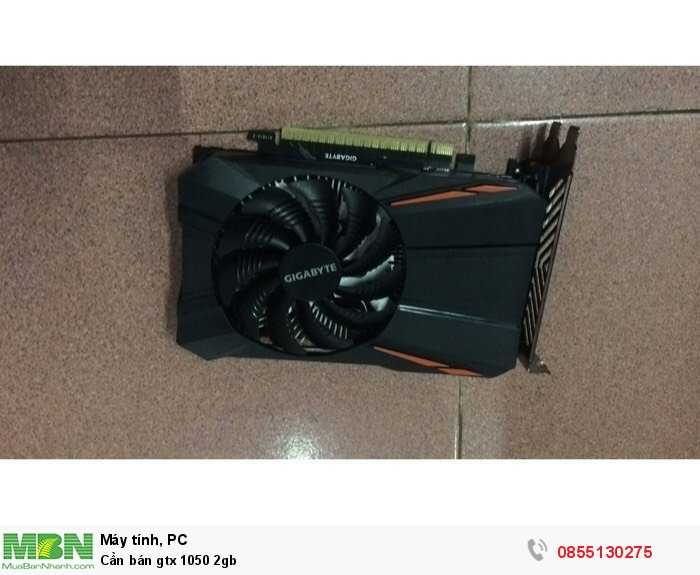 Cần bán gtx 1050 2gb0