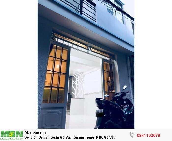 Đối diện Uỷ ban Quận Gò Vấp, Quang Trung, P10, Gò Vấp