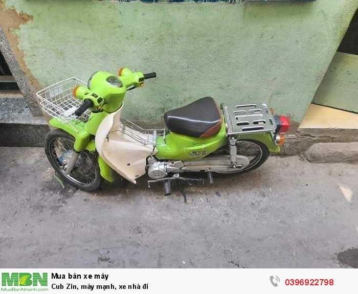 Honda Cub các loại sản xuất năm