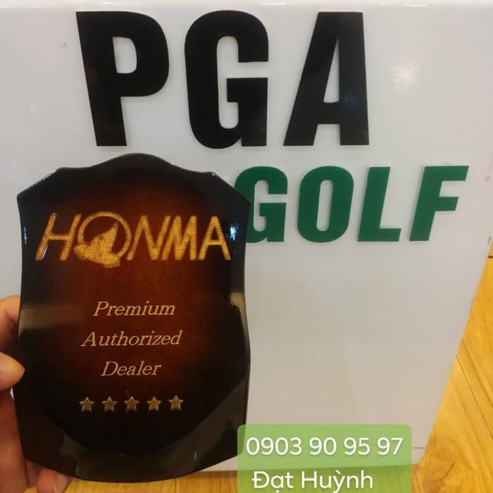 Bộ gậy golf Honma Beres E-05 4 sao shaft vàng 44g4
