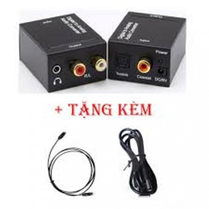 Trọn bộ gồm có: Đầu chủ VINAGEAR XL2, Dây nguồn USB, Dây Quang Optical