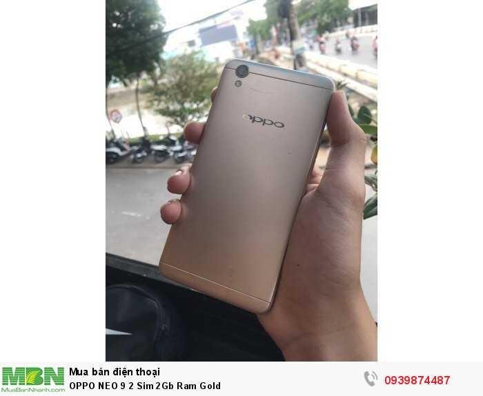 OPPO NEO 9 2 Sim 2Gb Ram Gold4