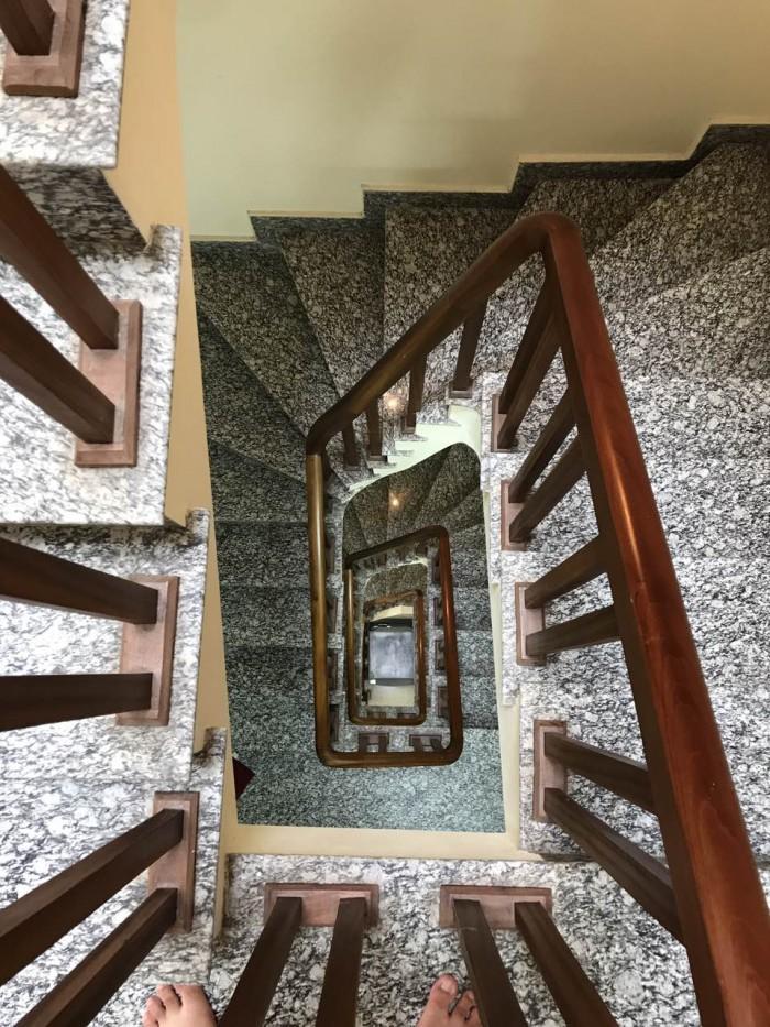 Gia đình bán nhanh nhà 33m x4 tầng đường 5m , Tư Đình-Long Biên