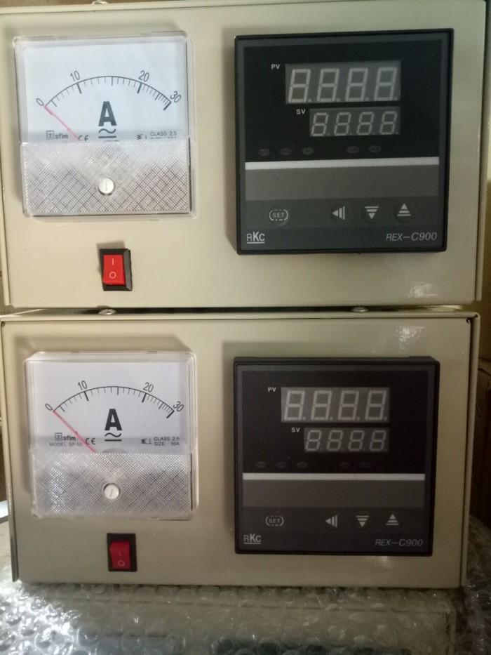 Tủ điều khiển nhiệt độ 1P - 2P - 3P5