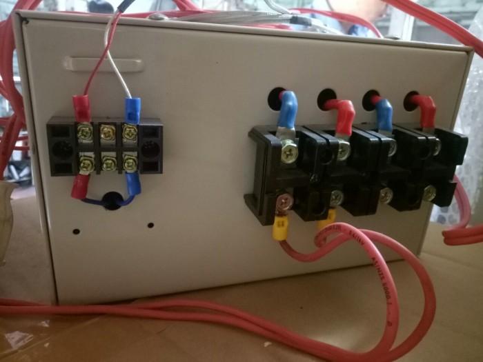 Tủ điều khiển nhiệt độ 1P - 2P - 3P4