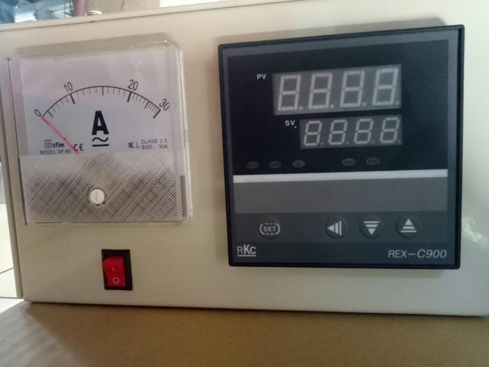 Tủ điều khiển nhiệt độ 1P - 2P - 3P3
