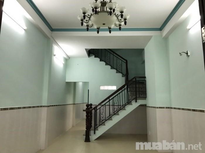 Bán Nhà MT Khu Tên Lửa, Cư Xá Phú Lâm 4x20