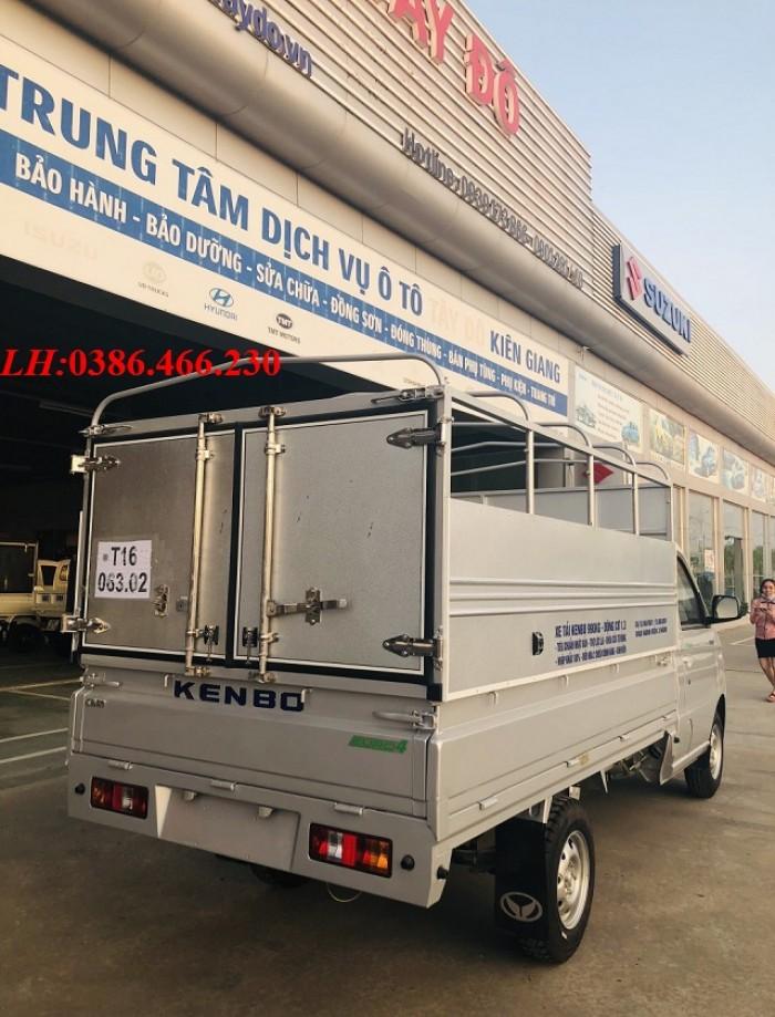 Bán Xe Tải KenBo 990kg/ Xe Tải Gía Cả Cạnh Tranh