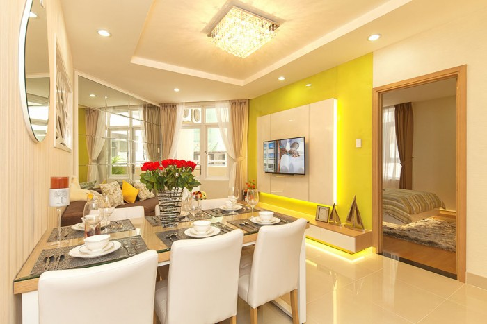 Chính chủ bán căn hộ chung cư Hanhud, 3 phòng ngủ, diện tích 90m2, giá 25,5tr/m2.