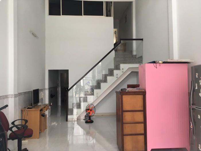 Cho thuê nhà mặt tiền Lê Sao DT 4x20m 1 lầu có 3PN 2WC