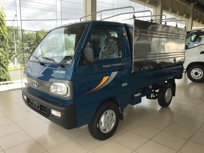 Xe tải Thaco tải trọng 850KG giá rẻ