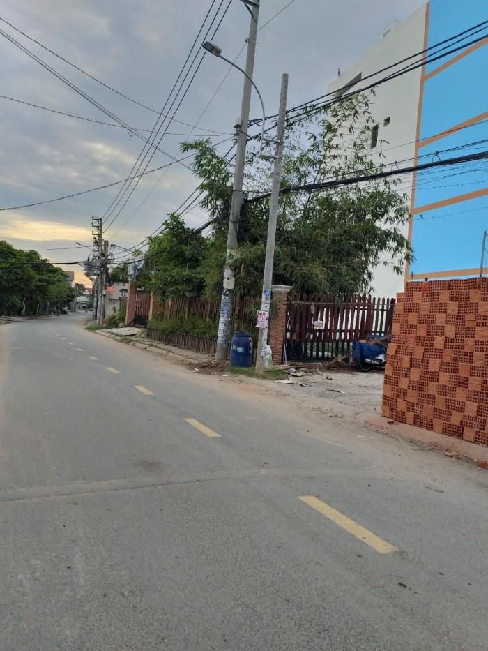 Bán đất mặt tiền đường số 10 P.Hiệp Bình Phước,Thủ Đức SHR chính chủ