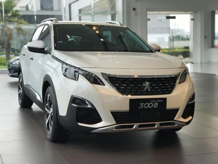 Peugeot Cao Bằng-Bắc Kạn-Thái Nguyên Sẵn xe Peugeot 3008 5