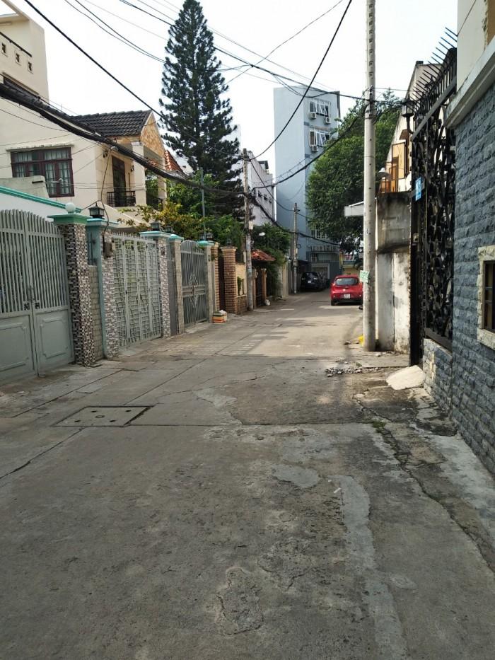 Bán nhà HXH nội bộ Lê Văn Sỹ : 4x18m , trệt 3 lầu TL
