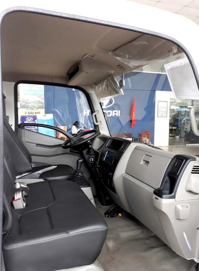 Sê ri xe tải IZ49 và IZ65 GOLD tải từ 2.5 tấn - 3.5 tấn thùng dài 4,3m