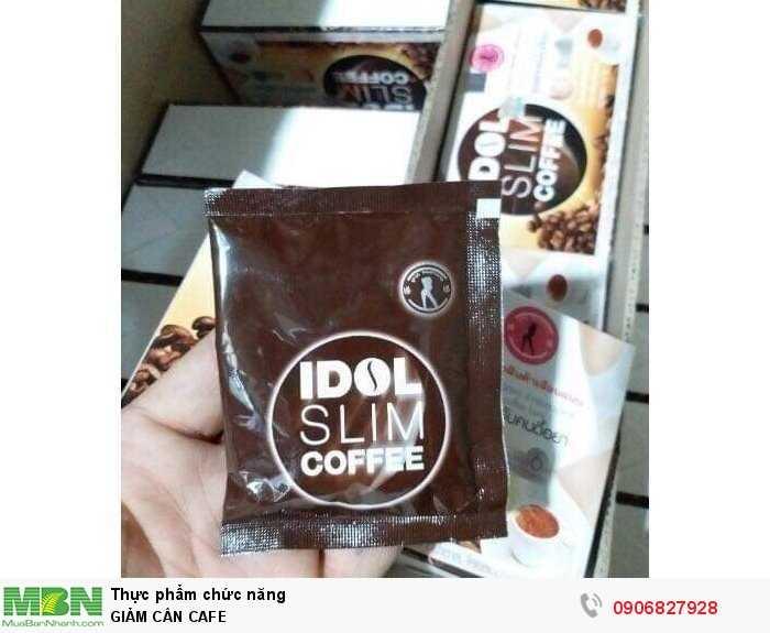 Giảm cân cafe1