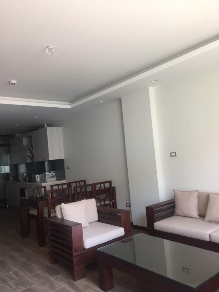 Cho thuê nhà mặt phố khu phân lô đông dân cư, lô 10 Định Công, nhà 4 tầng nổi, dt 100m2