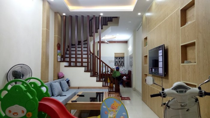 Bán Nhà Mới Phân Lô Quân Đội Nguyễn Ngọc Nại Thanh Xuân 45m