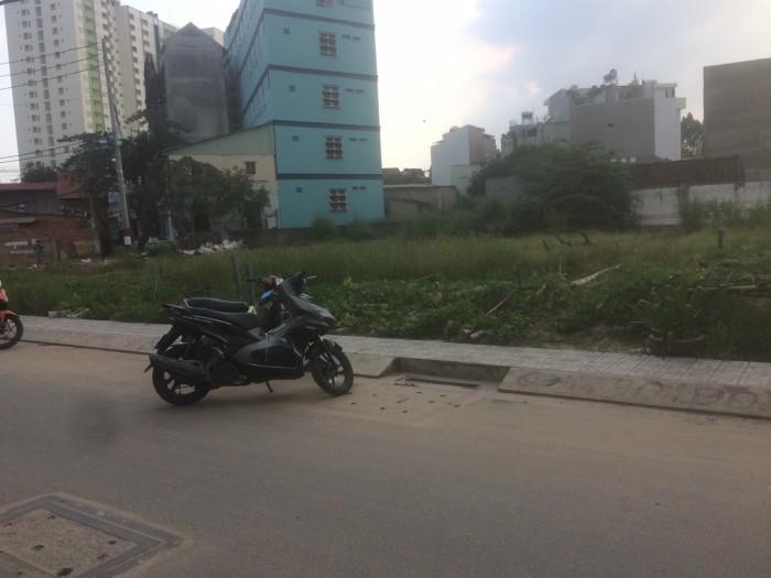 Bán lô đất đường số 3 Trường Thọ,Thủ Đức ngay ngã tư Bình Thái