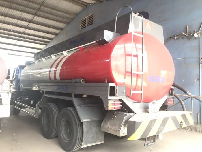 Xe bồn chở xăng Hino 20m3, xe bồn chở xăng dầu 2018, xe bồn 20m3