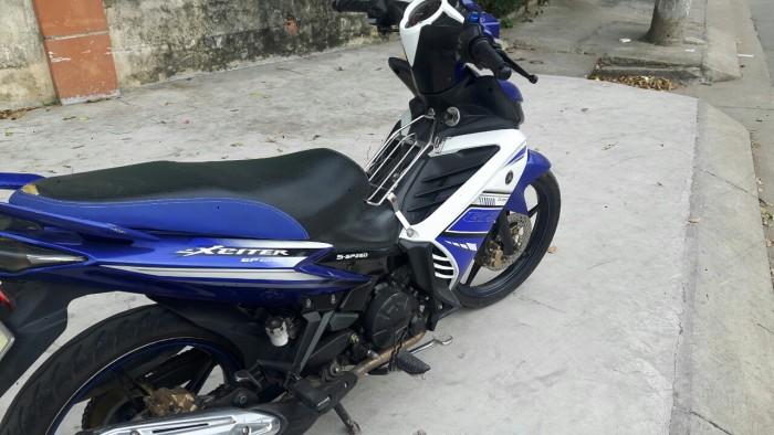 Yamaha Exciter 135 côn tay màu GP chính chủ
