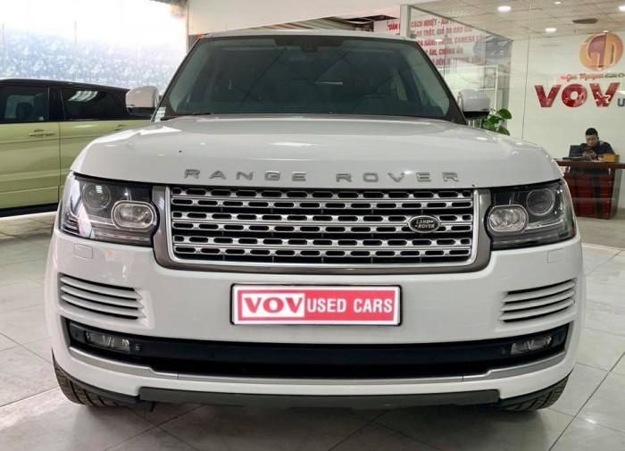 Land Rover Range Rover sản xuất năm 2013 Số tự động Động cơ Xăng