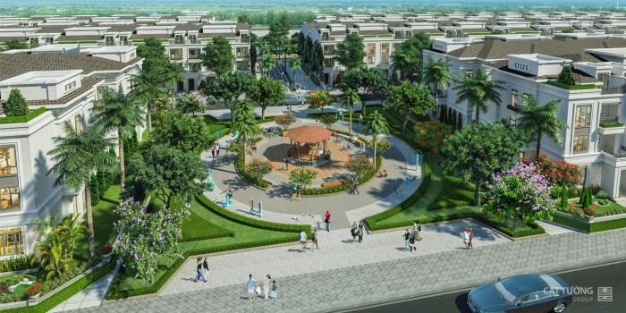 công viên kiến trúc thế giới ở đây luôn