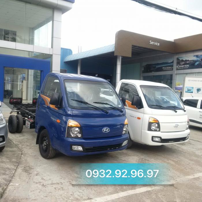 HYUNDAI H150 Sóc Trăng, Hyundai Ben Cần Thơ, Ben H150 Cần Thơ, Giá Xe Hyundai, Hyundai An Giang