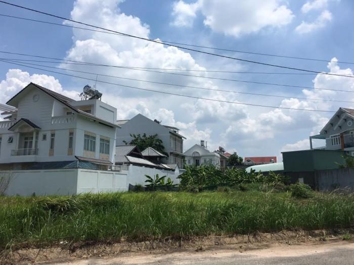 CHÍNH CHỦ Bán Gấp lô đất 266m2 Mặt Tiền đường Lê Thị Riêng, ngang 11m