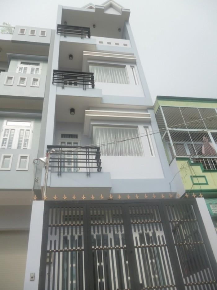 Bán gấp căn nhà mặt tiền lý thường kiệt 68m2