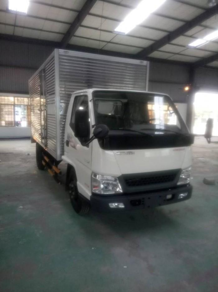 Xe tải Đô Thành IZ49 Tải 2.5 tấn thùng 4m3 1