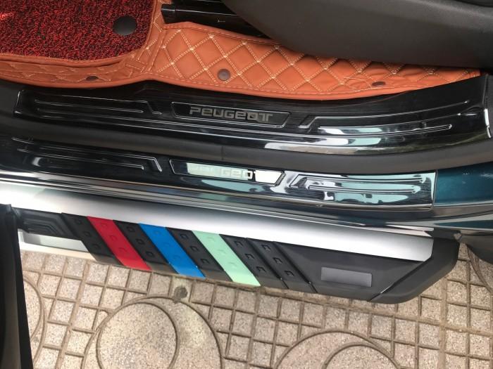 Độ xe Peugeot 5008 Full option tại Thái Nguyên 13