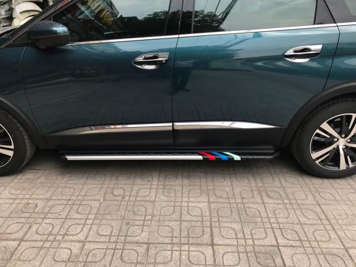 Độ xe Peugeot 5008 Full option tại Thái Nguyên 12