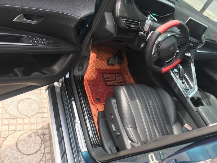 Độ xe Peugeot 5008 Full option tại Thái Nguyên 6