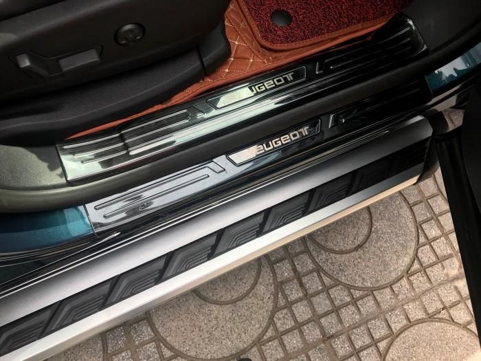 Độ xe Peugeot 5008 Full option tại Thái Nguyên 3