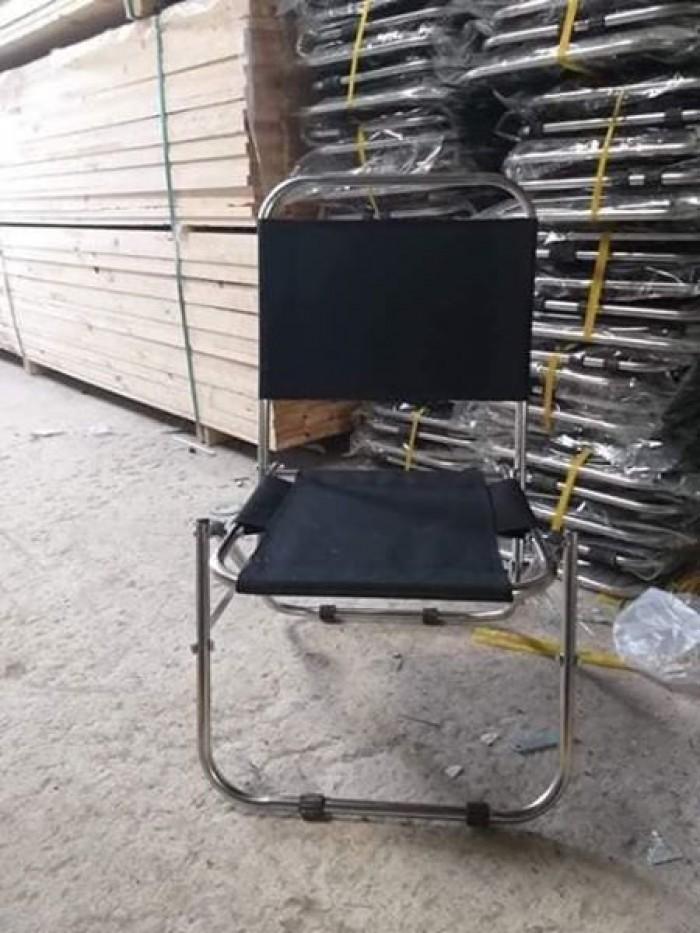 Bàn ghế cafe khung inox mặt ngồi lưới mới 100%-mn