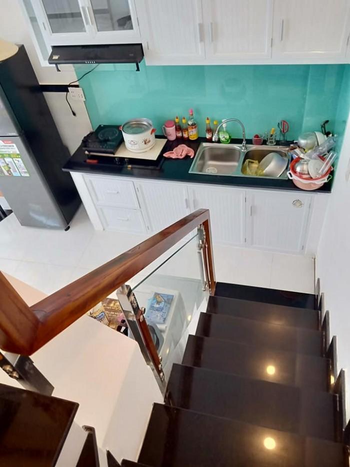 Bán nhà đẹp, ở ngay Phan Đăng Lưu, 40m2 - KD tốt