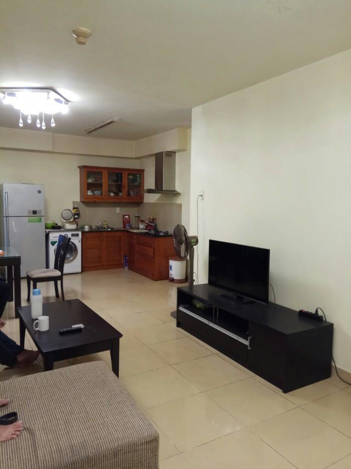 Bán căn hộ Conic Đông Nam Á, căn Góc 75m2, 2PN, SHR