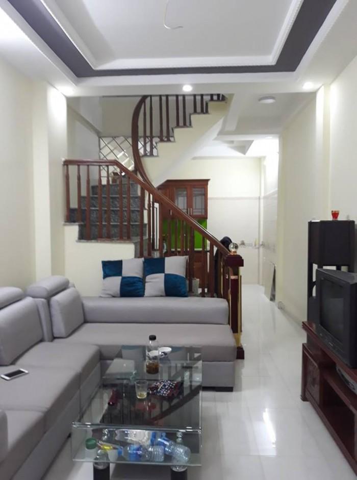 Bán gấp nhà Hoàng Văn Thái, Khương Trung, Thanh Xuân nhà 33m2, 4 tầng, nhà mới về ở nay