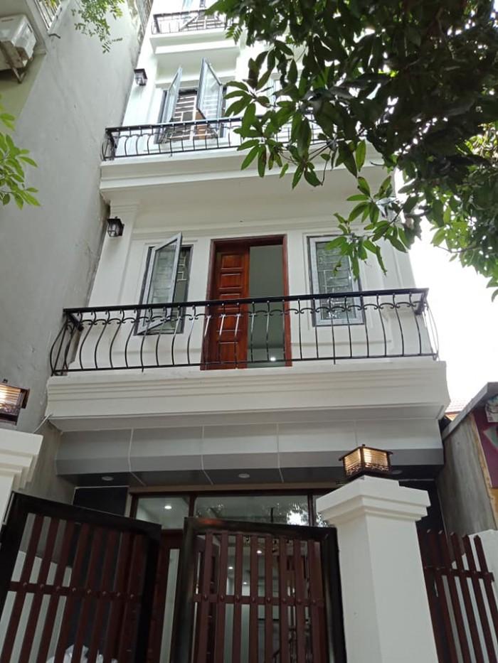 Bán nhà phố Trương Định, Hai Bà Trưng 5T 55m2 ôtô vào nhà kinh doanh đỉnh