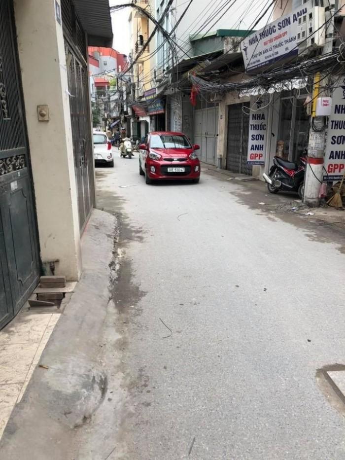 Bán gấp nhà Tân Mai, Nguyễn Chính 50m, MT4m, 4T, ô tô vào nhà. Kd sầm uất.