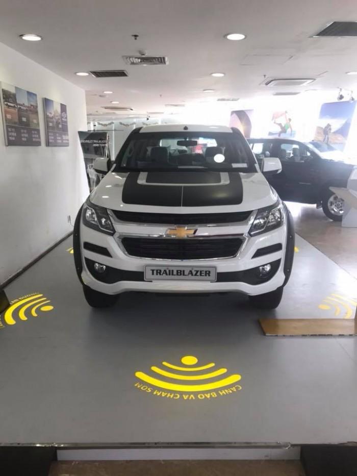 Chevrolet Trailblazer sản xuất năm 2018  Dầu diesel