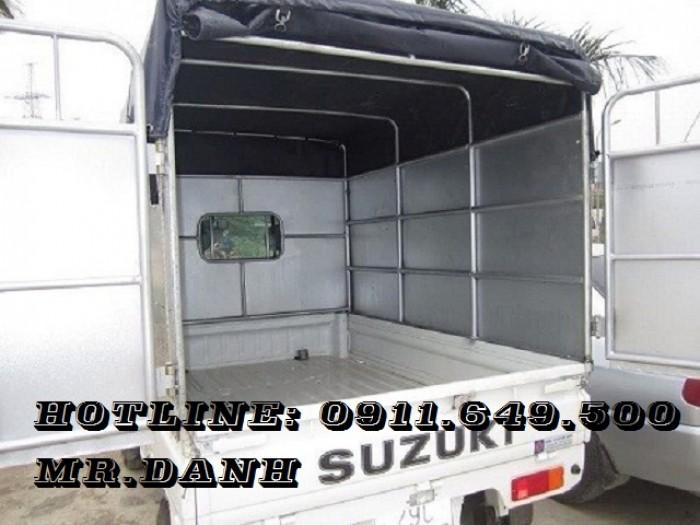 Chuyên Bán Xe Tải Suzuki Truck 600kg☺Suzuki Thùng Mui Bạt ☺ Suzuki Thùng Kín☺