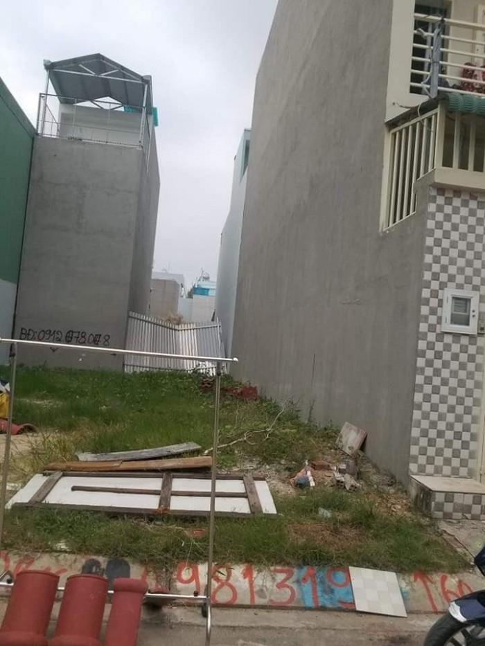 Bán gấp lô đất cho đầu tư Hđường Vũ Tùng, 4.1x15m, 60m2