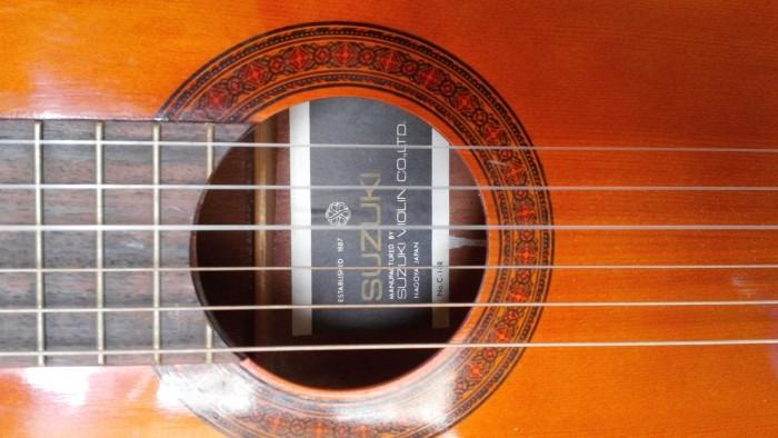 Guitar classic suzuki1