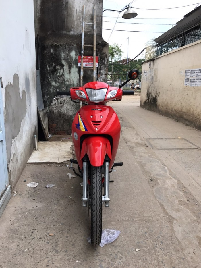 Honda Future 2 up Wave 125 i xe đẹp xe bstp