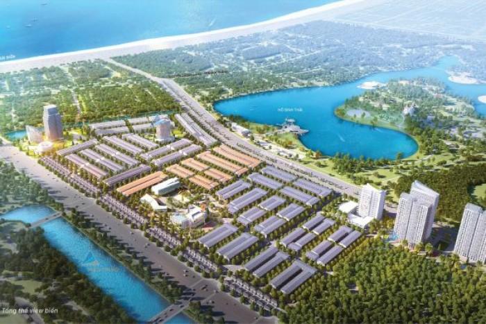 Bán đất khu Nam Nguyễn Tri Phương B1.17 đường thông lô sạch đẹp