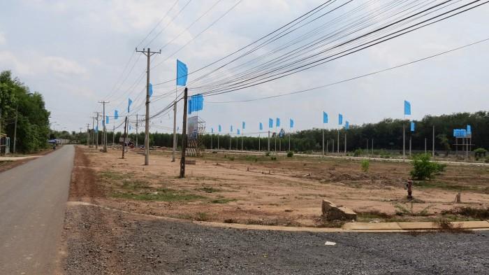 Bán đất trung tâm Củ Chi - SHR